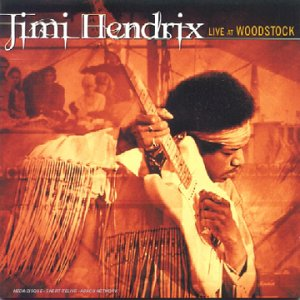 Jimi Hendrix -Live at Woodstock