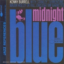 Kenny Burrel - Midnight Blue